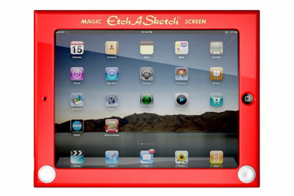 Etch A Sketch Headcase iPad Case Etch A Sketch & Headcase iPad Case