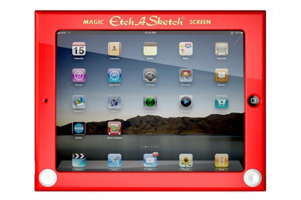 Etch A Sketch Headcase iPad Case Etch A Sketch & Headcase iPad Case