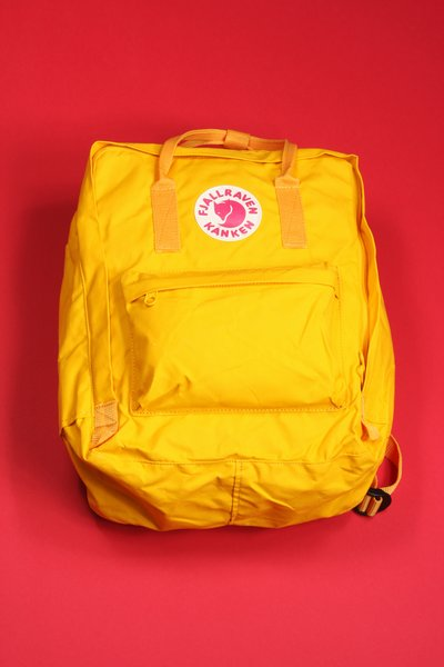 Fjallraven Kanken Backpack 1 Fjallraven Kanken Backpack