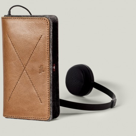 Hard Graft Phone Fold Wallet Hard Graft Phone Fold Wallet