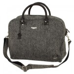 Harris Tweed for Fred Perry Holdall