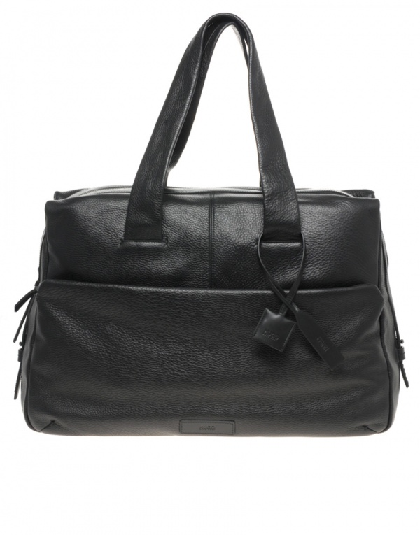 Hugo Boss Tomas Leather Holdall 1 Hugo Boss Tomas Leather Holdall