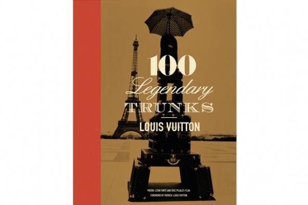 Louis Vuitton 100 Legendary Trunks Book Louis Vuitton: 100 Legendary Trunks Book