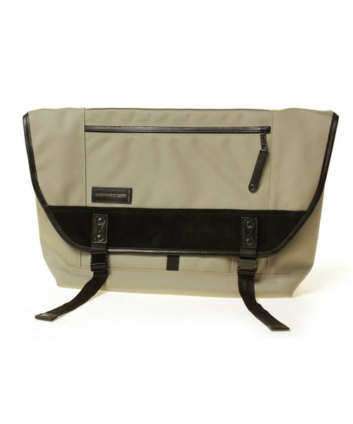 Messenger Bag Top Gray formatmag21 Master Piece Messenger