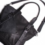 Oak Black Label Leather Tote 1