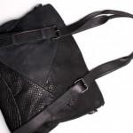 Oak Black Label Leather Tote 2 150x150 Oak Black Label Leather Tote