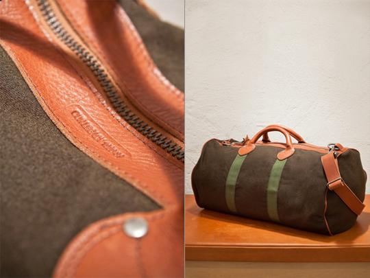 Our Legacy Olive Bin Bag Our Legacy Olive Bin Bag