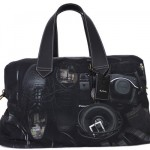 Paul Smith Black Holdall 1