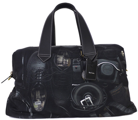 Paul Smith Black Holdall 1 Paul Smith Black Holdall