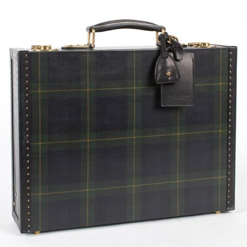 Ralph Lauren Tartan Briefcase Ralph Lauren Tartan Briefcase
