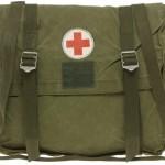 Reclaimed Vintage Medic's Bag 1