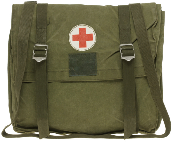 Reclaimed Vintage Medics Bag 1 Reclaimed Vintage Medics Bag
