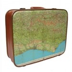 Retro suitcase Brighton Coast zoom 150x150 Map Retro Bags by Lisa Tilley