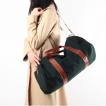 Tannis Hegan Green Canvas Duffle 3 150x150 Tannis Hegan Green Canvas Duffle