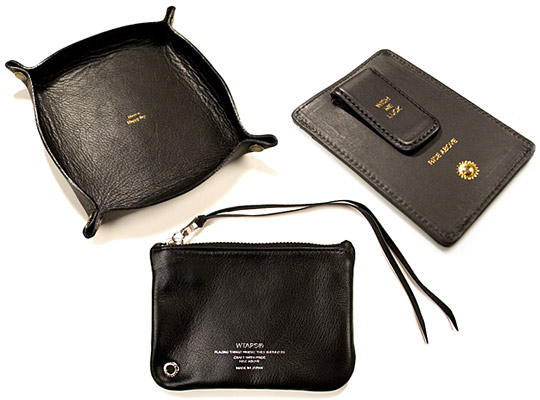 WTAPS Leather Accessories WTAPS Leather Accessories