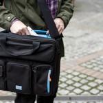alkr briefcase 01 150x150 ALKR Urban Briefcase