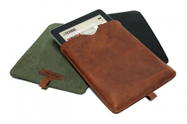 iPad Sleeve by Temple Bags iPad Sleeve by Temple Bags