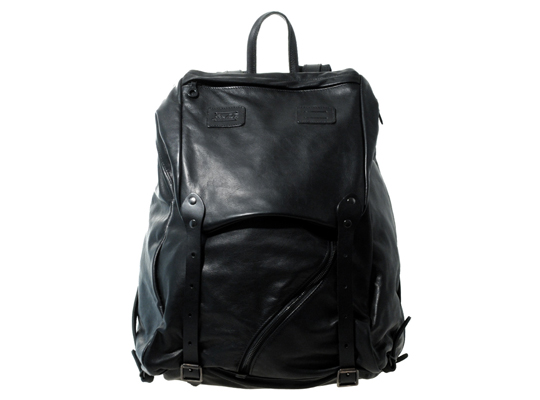jas mb leather rucksack 01 Jas M.B. Oversized Leather Rucksack