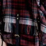 jw anderson blanket backpack front 150x150 J.W. Anderson Tartan Blanket Bag