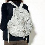 A.OK Acid White Leather Backpack 3 150x150 A.OK Acid White Leather Backpack