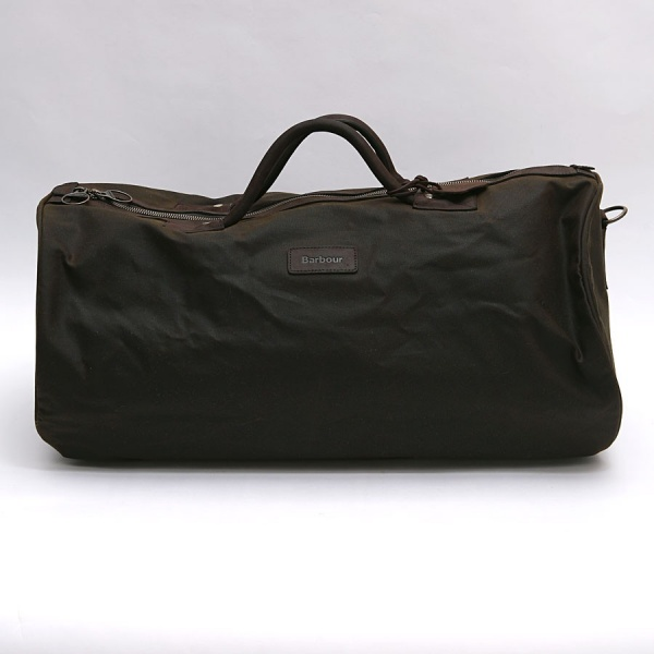Barbour Wax Holdall 1 Barbour Wax Holdall
