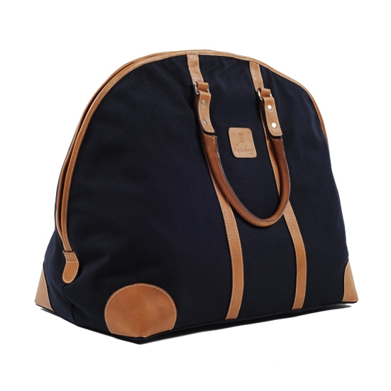 Calabrese Navy Partenope Holdall 1 Calabrese Navy Partenope Holdall