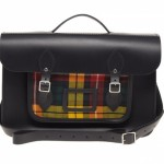 Cambridge Satchel Company Leather Tartan Satchel 04 150x150 Cambridge Satchel Company Leather & Tartan Satchel