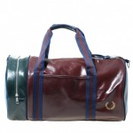 Fred Perry Contrast Barrel Bag 1