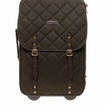 Hackett Quilted Trolley Case 1