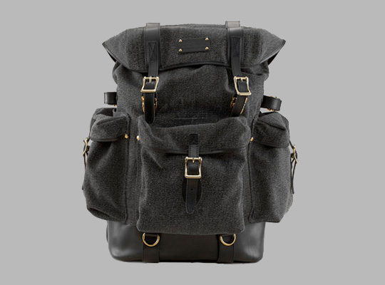 L.L. Bean Signature Saltwash Canvas Backpack L.L. Bean Signature Saltwash Canvas Backpack
