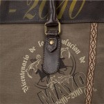 La Martina Canvas Leather Holdall 2 150x150 La Martina Canvas & Leather Holdall