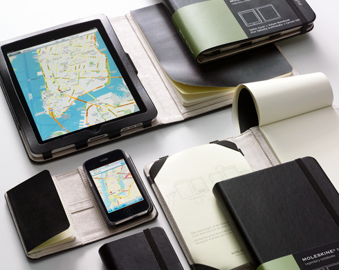 Moleskine iPhone iPad Cases Moleskine iPhone & iPad Cases