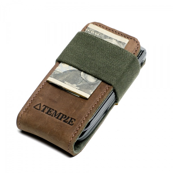 Temple Smartphone Wallet 3 Temple Smartphone Wallet
