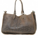 Vivienne Westwood Distressed Leather Holdall 1