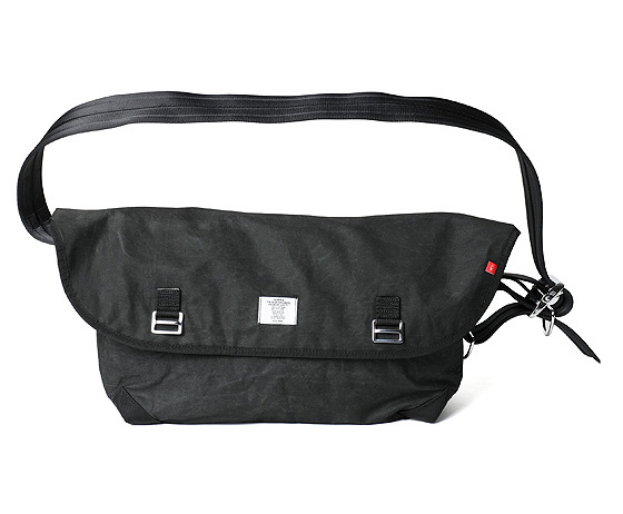 Bedwin Resistant Messenger Bag Bedwin & Resistant Messenger Bag
