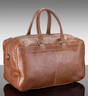 Collezione Leather Holdall Collezione Leather Holdall