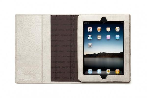Giorgio Armani Softbank iPhone iPad Cases Giorgio Armani & Softbank iPhone & iPad Cases
