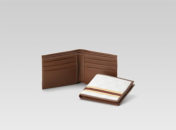 Gucci Web Bi Fold Wallet Gucci Web Bi Fold Wallet