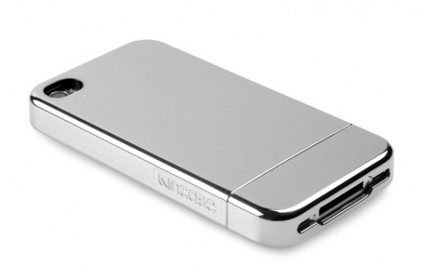 Incase Chrome Slider iPhone 4 Case  Incase Chrome Slider iPhone 4 Case
