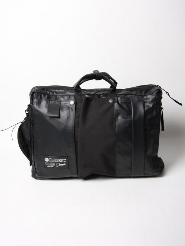 Koichi Yamaguchi Master Piece Weekender Bag 3 Koichi Yamaguchi & Master Piece Weekender Bag