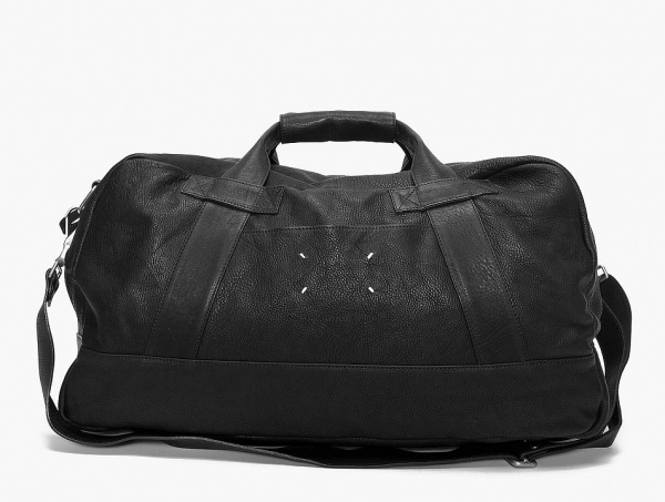 Maison Martin Margiela Classic Leather Duffle Bag 01 Maison Martin Margiela Classic Leather Duffle Bag