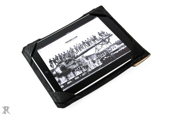Parabellum iPad Case Parabellum iPad Case