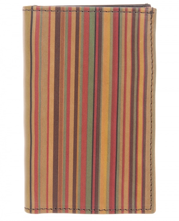 Paul Smith Stripe Card Holder 1 Paul Smith Stripe Card Holder