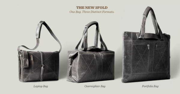 Picture 33 The 3Fold Bag by Hard Graft