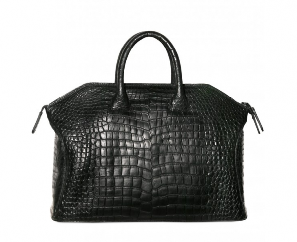 Picture 34 Zagliani Tomodachi Croco Luggage