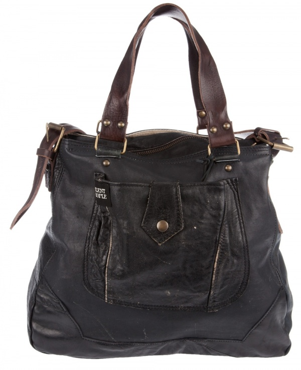 Silent People Leather Bag Silent People Leather Bag
