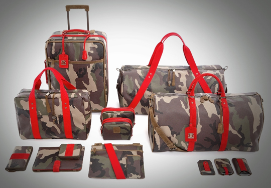Trussardi 1911 Red Camo Collection Trussardi 1911 Red Camo Collection