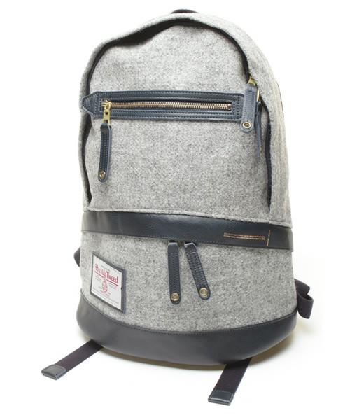 master piece Harris Tweed Brend Backpack master piece & Harris Tweed Brend Backpack