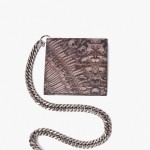 Alexander McQueen Skull Chain Wallet 1