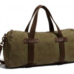Alternative Canvas Duffle Bag 1
